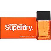 Superdry Orange Cologne 75ml Spray For Men