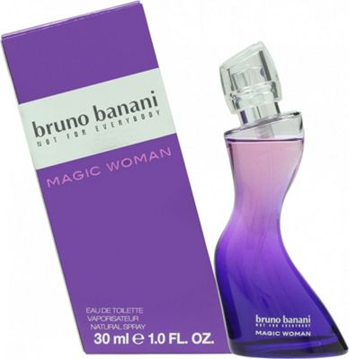 Bruno Banani Magic Woman Eau de Toilette (EDT) 30ml Spray For Women