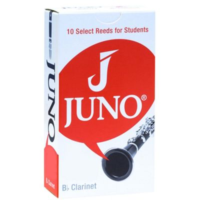 Vandoren Juno Reeds Clarinet Bb 3 (10 Box)