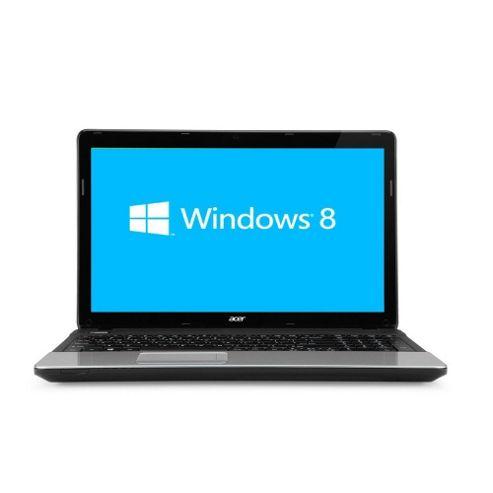 Acer Aspire E1-571-53218G75Mnks (15.6 inch) Notebook PC Core i5 (3210M) 2.5GHz 8GB 750GB DVD-SuperMulti DL WLAN Webcam Windows 8 64-bit (Intel GMA HD)