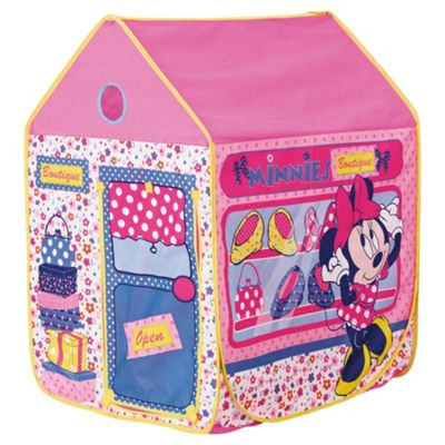 Disney Minnie Mouse Boutique Play Tent