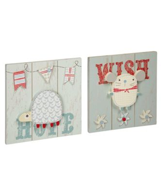 Mamas & Papas - Whirligig - Picture (Two Pack)