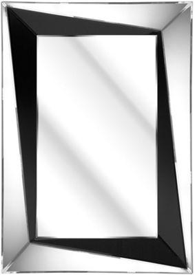D & J Simons The Solitaire Bevelled Sloped Mirror