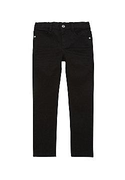 F&F Skinny Fit Jeans - Black