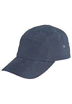 F&F Panelled Baseball Cap - Navy