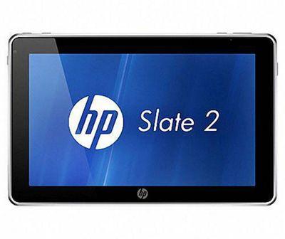 HP Slate 2 (8.9 inch) Tablet PC Atom (Z670) 1.5GHz 2GB 32GB SSM WLAN BT Webcam Windows 7 Pro 32-bit (Intel GMA 600)