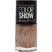 Maybelline Color Show Blushed Nudes Top Coat 7ml - Crushed Petals