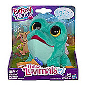 FurReal Friends The Luvimals C.L. Ribbit