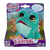 FurReal Friends The Luvimals C.L. Ribbit