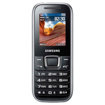 Orange Samsung E1230 Black