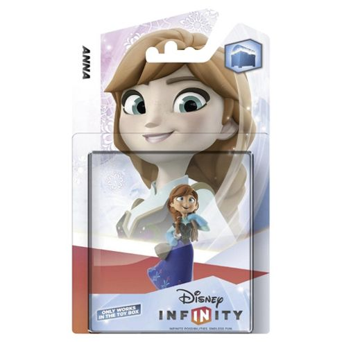Disney Infinity Anna Figure