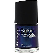 Rimmel Salon Pro Nail Polish 12ml - 145 Johnny Be Good!