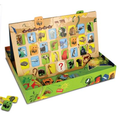 Wild Guess Game