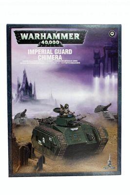 Warhammer Imperial Guard Chimera Model Kit
