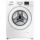 Samsung WF8EF5E0W4W Ecobubble 1400spin Washing Machine 8kg White