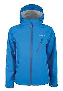 Mountain Warehouse Extreme Active Women's 3-layer Waterproof Jacket Coat - Blue