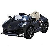 12V Lamborghini Style Ride on Car Black