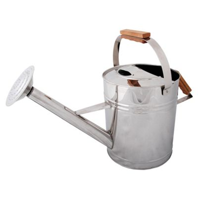 Fallen Fruits Stainless Steel Watering Can