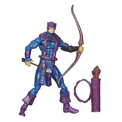 Marvel Infinite Series - Marvel's Hawkeye Figure