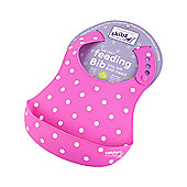 Catcherz - Popping Pink Babies Pelican Feeding Bib