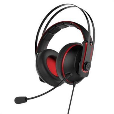 ASUS Cerberus V2 Binaural Head-band Black Red headset