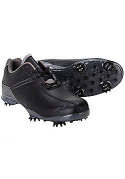 Woodworm Tfg Waterproof Golf Shoes - Black