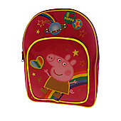Character Peppa Pig Cosmic 'LED Flashing Lights Backpack