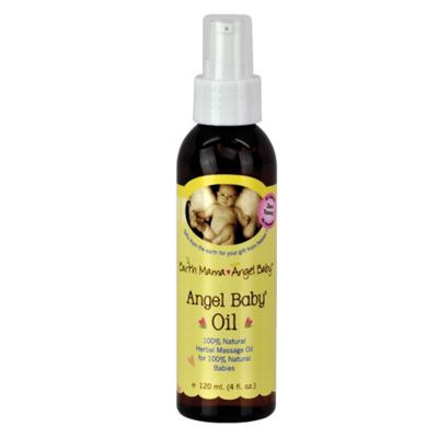 Earth Mama Angel Baby Oil 120ml