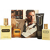Aramis Gift Set 110ml EDT Spray + 50ml EDT Splash + 100ml A/Shave Balm For Men