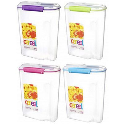 Buy Sistema Accents Cereal Tub 4 2l From Our Microwave