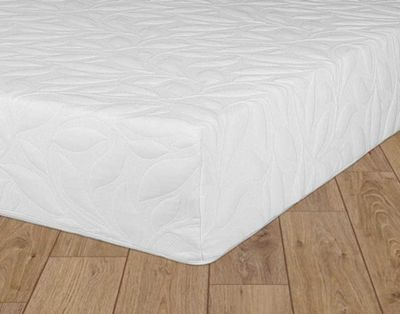 Ultimum AFVBLISSER40 Small Double Latex and Memory Foam 4 0 Mattress - Regular