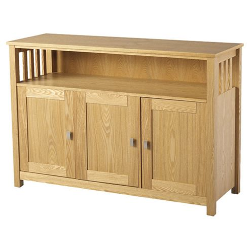 Home Essence Whitby Sideboard in Ash Veneer