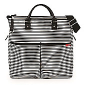 Skip Hop Duo Special Edition Changing Bag Black Stripes