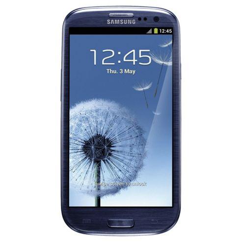 Samsung Galaxy SIII Blue