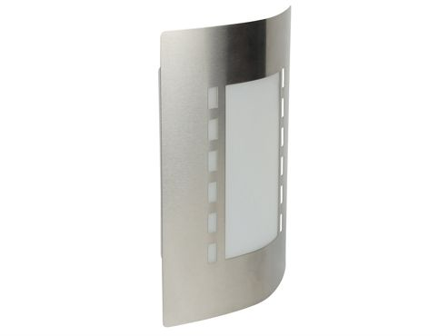 Byron Stainless Steel Outdoor Wall Light BYRRX1021