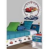Lightning McQueen Over the Bed Sticker