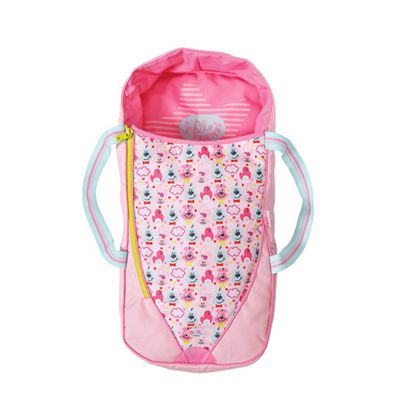 BABY Born 2in1 Sleeping Bag & Carrier