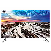 Samsung UEMU7000  Inch Dynamic Crystal Colour Ultra HD HDR Smart TV - Silver