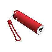 Trust Stilo Powerstick Portable Charger 2600 - Red