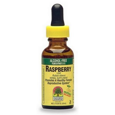 Natures Answer Raspberry Leaf 30ml Liquid