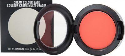 MAC Cream Colour Base 3.2g - Rich Coral