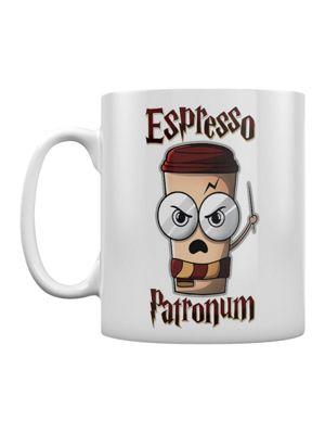 Espresso Patronum 10oz Ceramic Mug
