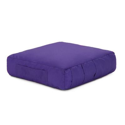 Purple Water Resistant Gardening DIY Kneeling Bean Bag Cushion with Handle and Pockets