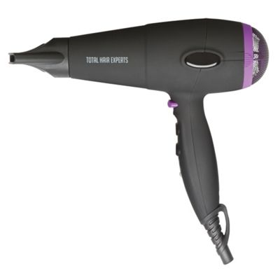 THX Total Hair Experts Accentuate Extra Lite 2000W Dryer, Purple