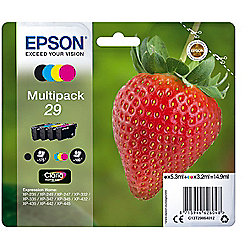 Epson Strawberry 29 4-colours Ink