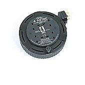 Masterplug MSTSCT04134B Cable Reel 4-meter 13A