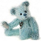 Charlie Bears Minimo Ice Cube 17cm Mohair Teddy Bear