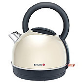 Breville VKJ777 1.7L Traditional Kettle - Cream Collection