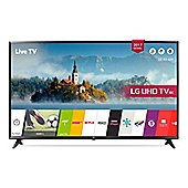 LG 55UJ630 55 Inch Smart WiFi Built In 4K Ultra HD LED TV