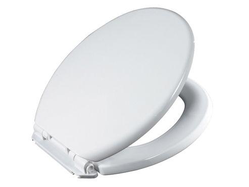 Showerdrape Seville Slow Close Toilet Seat White